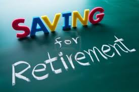 saving for retirments